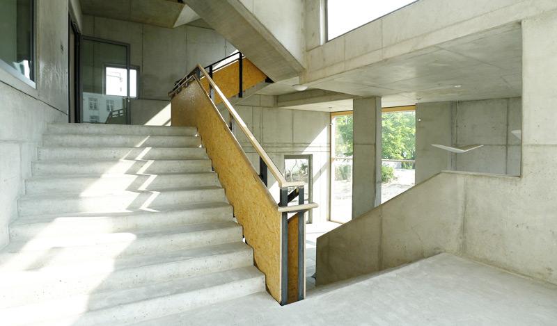 AHS-Anbau-Treppenaufgang