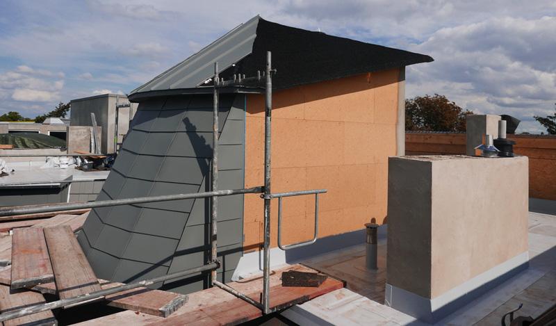 Dachgeschoss-Pankow-Dach