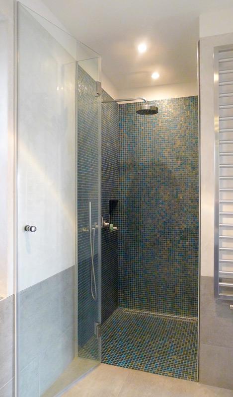 Einfamilienhaus-Eichkamp-Dusche