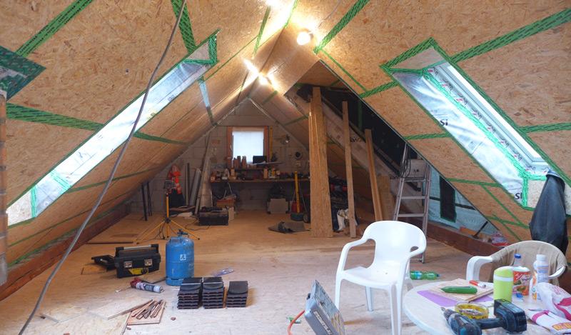 Einfamilienhaus-Rudow-Bauphase-Dachausbau