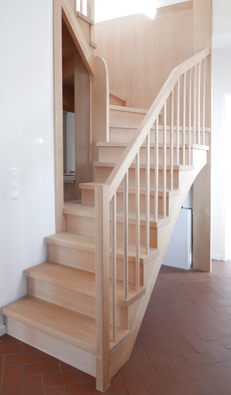 Einfamilienhaus-Rudow-Treppe