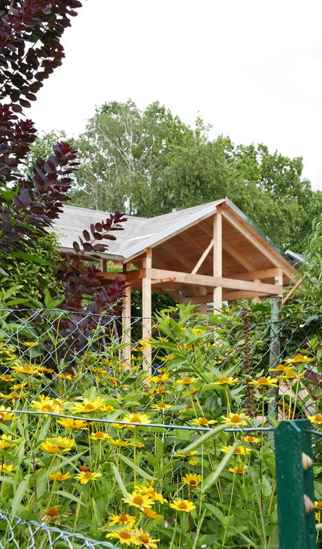 Gartenhaus-Bauphase-Konstruktion01