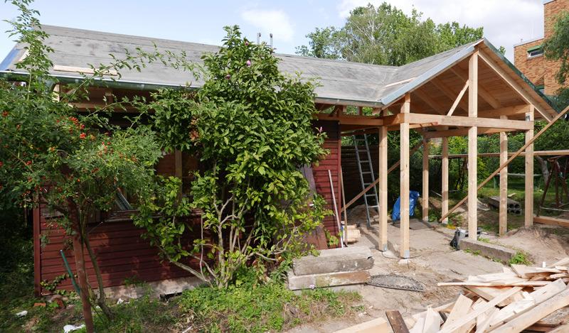Gartenhaus-Bauphase-Konstruktion03