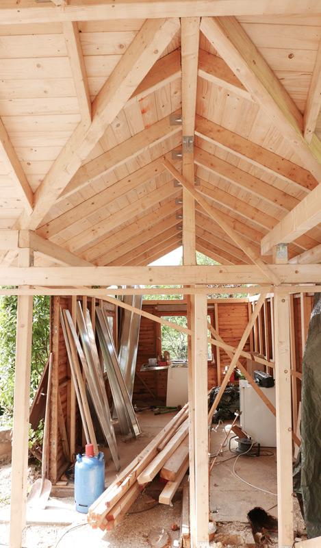 Gartenhaus-Bauphase-Konstruktion04