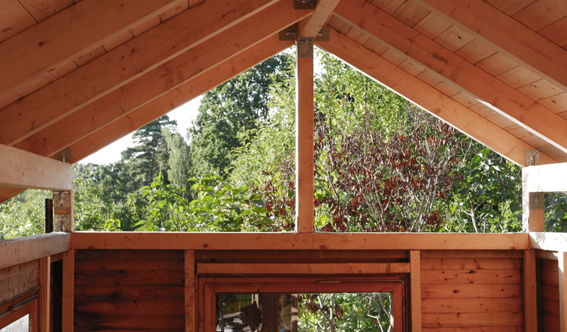 Gartenhaus-Bauphase-Konstruktion08