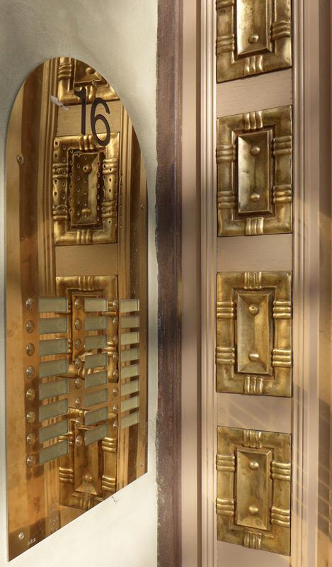 Haus-Preußenpark-Tür-Detail