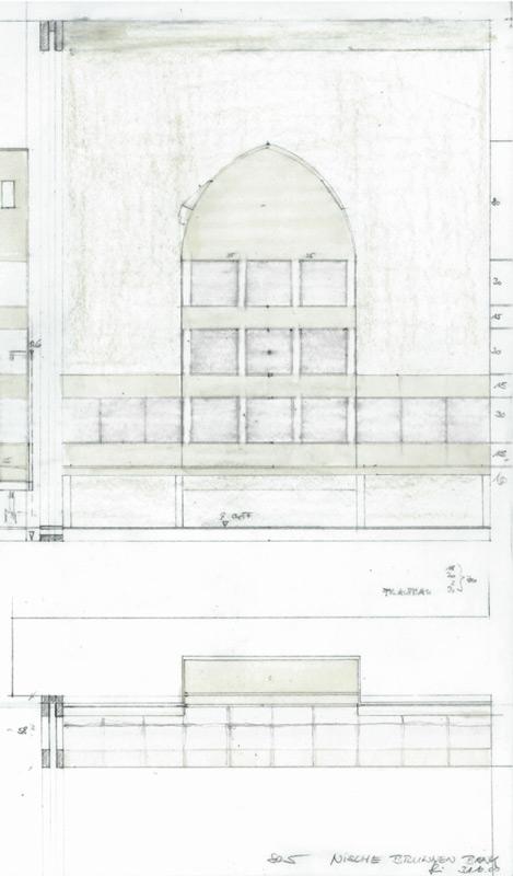 Ladenausbau-Mitte-Skizze-Brunnen2